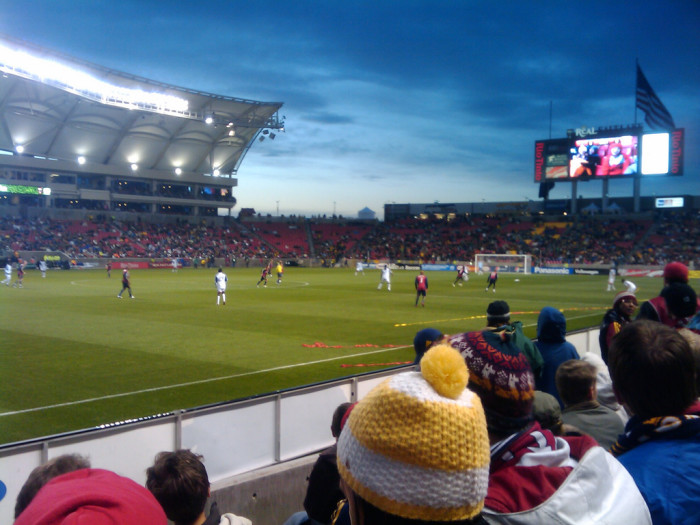 9) Sandy: Best Utah Place for Soccer Fans and Skiers
