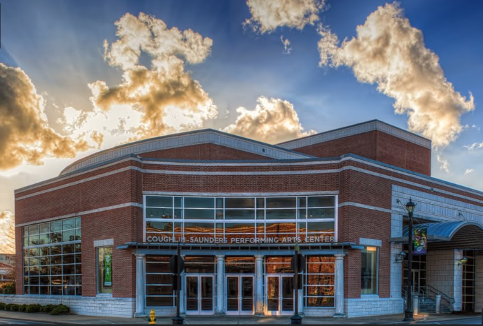 7) Coughlin-Saunders Performing Arts Center, Alexandria, LA