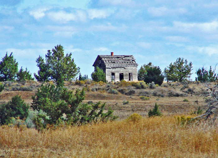 3) Oregon has more ghost towns than any other state in the country.