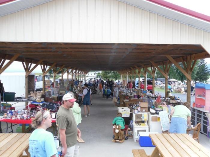 11. Shenandoah Valley Flea Market, New Market