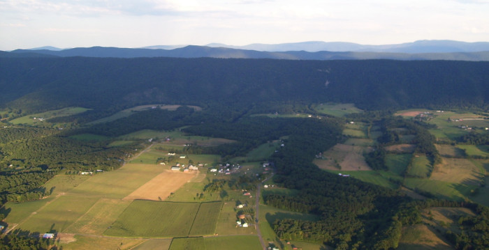 11. The Shenandoah Valley