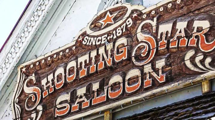 14) Shooting Star Saloon, Huntsville