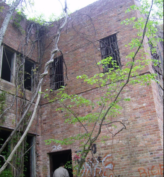 4) Caddo Parish Penal Farm (aka The Pea Farm), Shreveport, LA