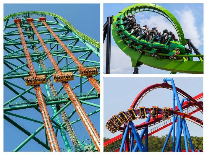 8. Six Flags Great Adventure, Jackson