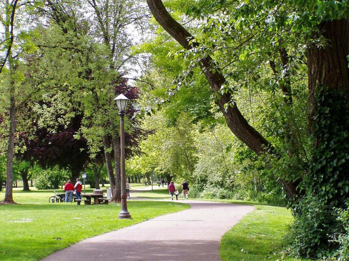 3) Skinner Butte Park, Eugene