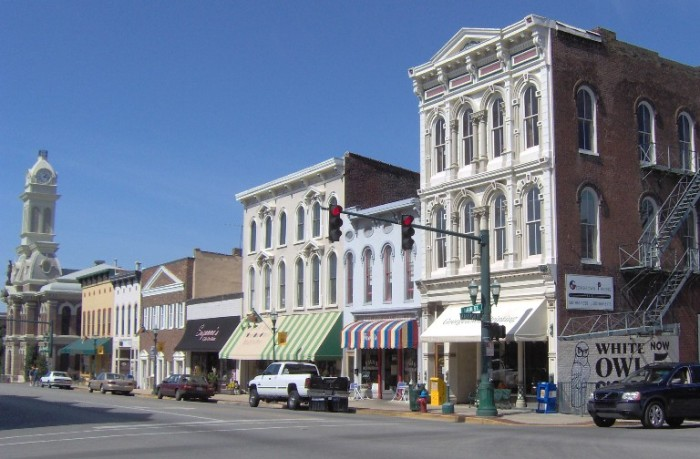4. Small Towns