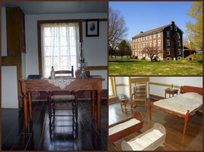 3. South Union Shaker Village