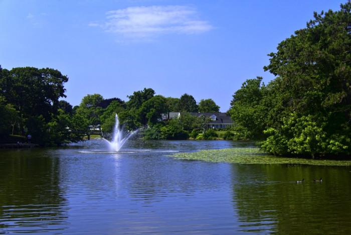 4. Spring Lake, Spring Lake