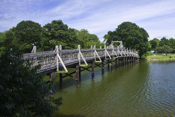 8. Spring Lake Bridge, Spring Lake