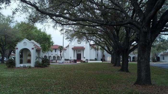 5) St. Charles Borromeo Roman Catholic Church, Destrehan, LA