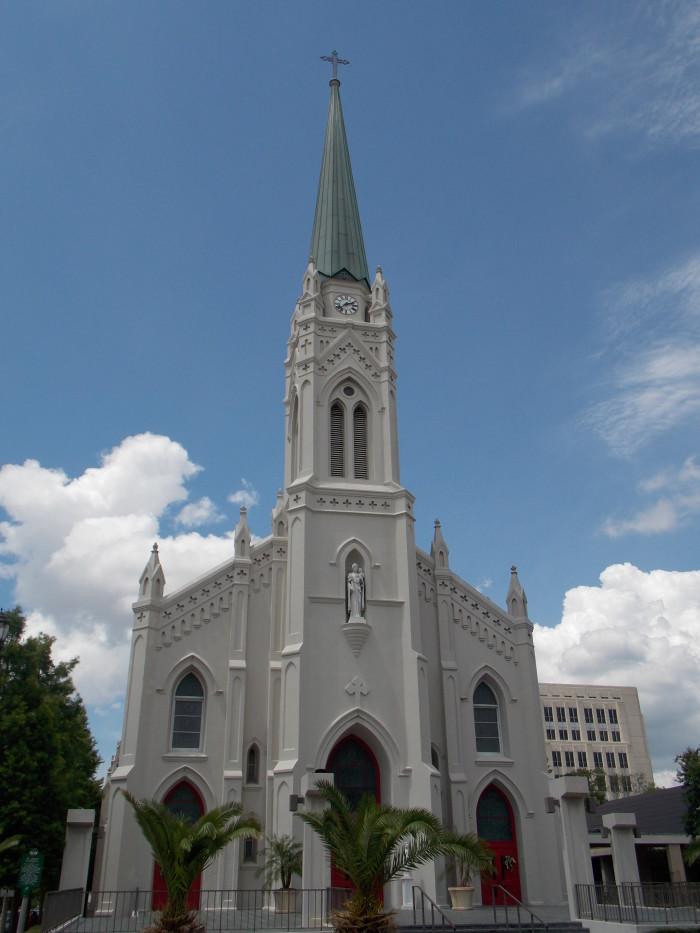 13) St. Joseph Catholic Cathedral, Baton Rouge, LA