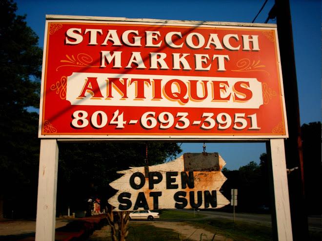5. Stagecoach Market Antiques, Flea Market and Farmer's Market, Gloucester