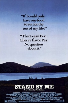 12) Stand By Me, 1986, Brownsville, Cottage Grove, Eugene