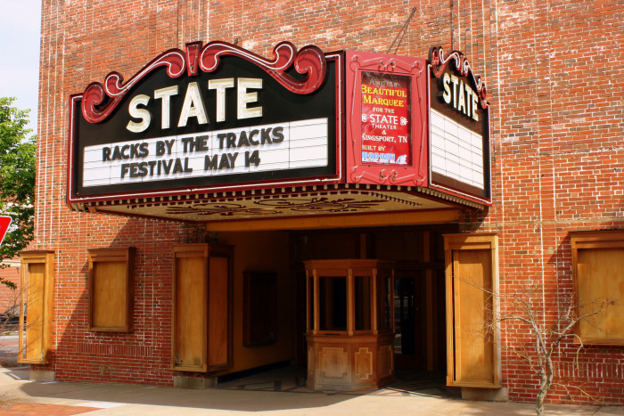 2) State Theatre - Kingsport