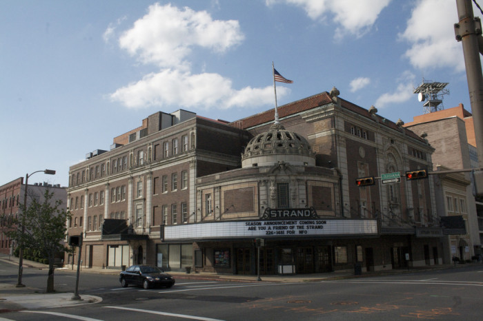 2) Strand Theater, Shreveport, LA