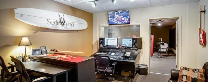 8. Studio Center, Virginia Beach