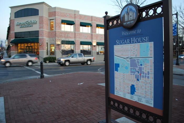 10) Sugarhouse: Best Utah Place for Culture Lovers