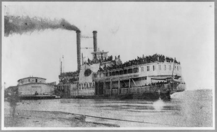 Memphis - Sultana Disaster