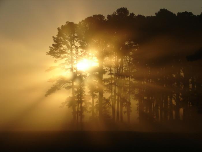 22. When the Sunrise Comes in Virginia Beach