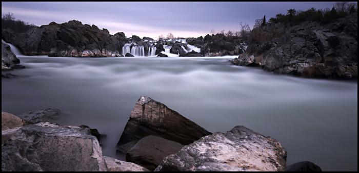 24. Surrealism at Great Falls, McLean
