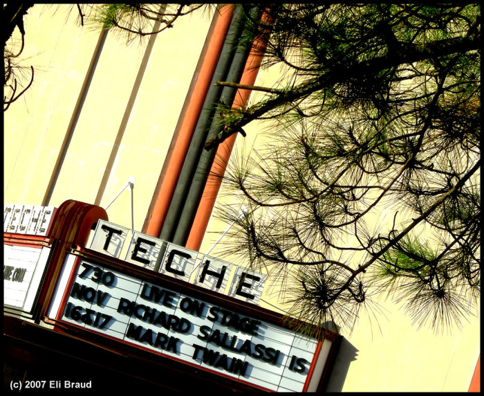 10) Teche Theater, Franklin, LA