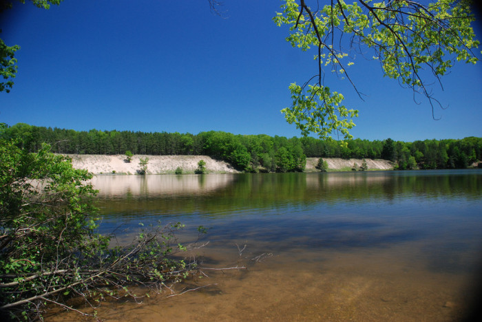 12 unforgettable michigan spots to go kayaking and canoeing for Tippy dam fishing
