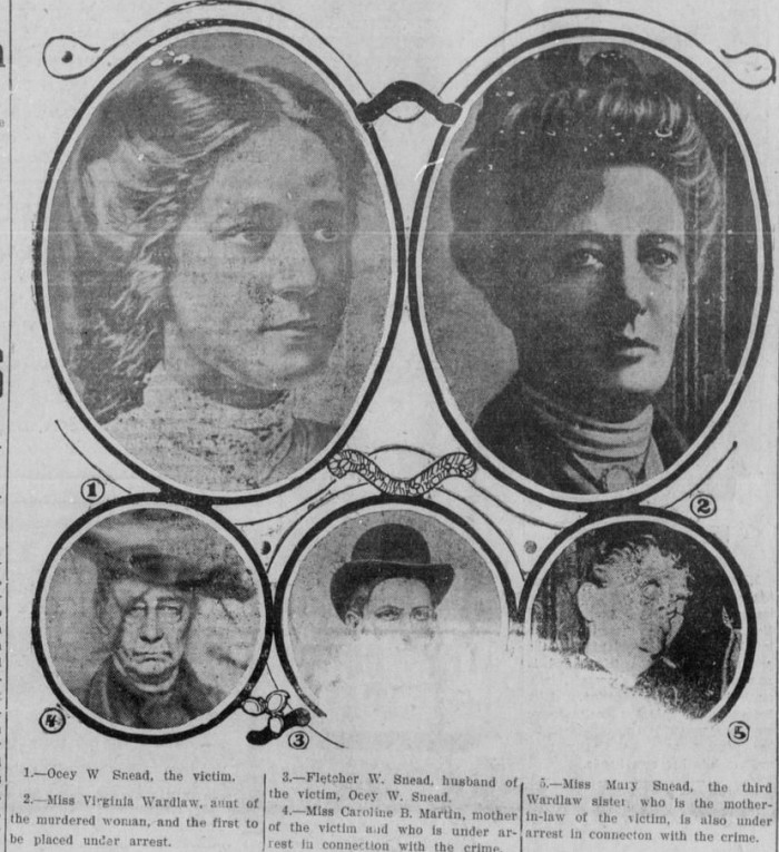 2. The Black Sisters: Mysterious Murderesses
