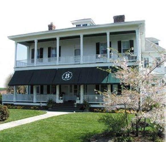 2. Boxwood Inn, Newport News