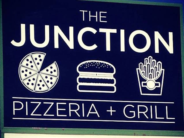 5) The Junction Pizzeria and Grill, Heber