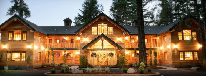 2) The Lodge at Suttle Lake, Sisters