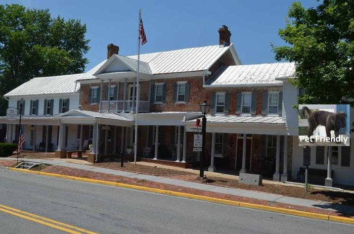 5. The Wayside Inn, Middletown