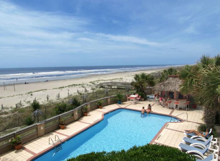 6. The Winds Resort Beach Club, Ocean Isle