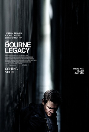 2) The Bourne Legacy
