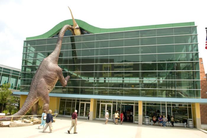 7. The Children's Museum of Indianapolis