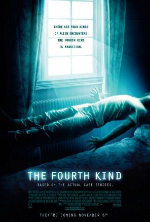 10) The Fourth Kind