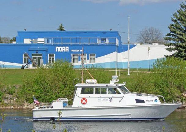 3) Thunder Bay Marine Sanctuary and Underwater Preserve