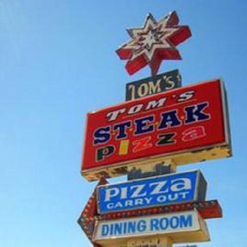 10) Tom's Pizza - Paris