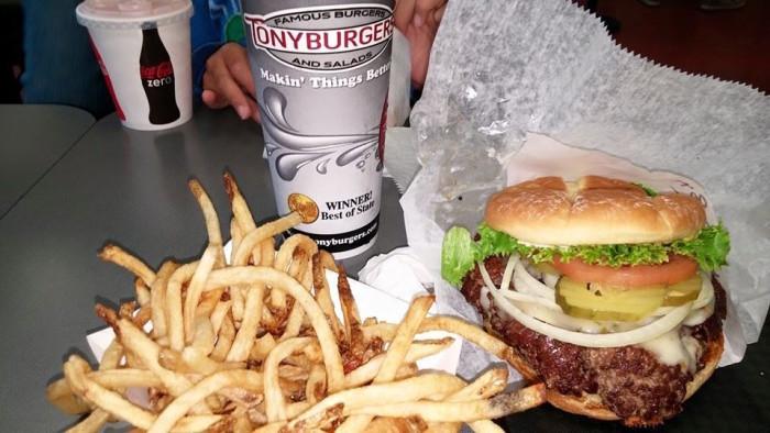 18) Tony Burger, Salt Lake City, Clinton, Centerville, Holladay