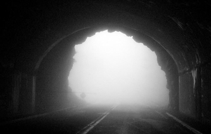 18. The Tunnel to Nowhere on a Blue Ridge Highway