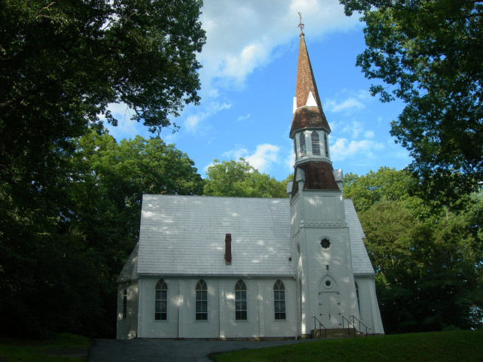 13. Tygart Valley Presbyterian Church