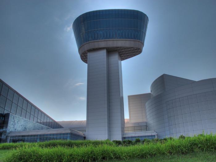 Udvar Hazy Tower