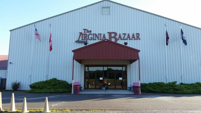 3. The Virginia Bazaar, Ladysmith