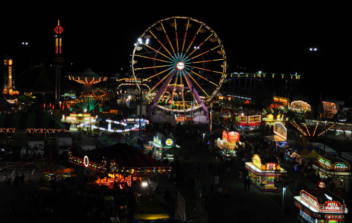 4. The Virginia State Fair