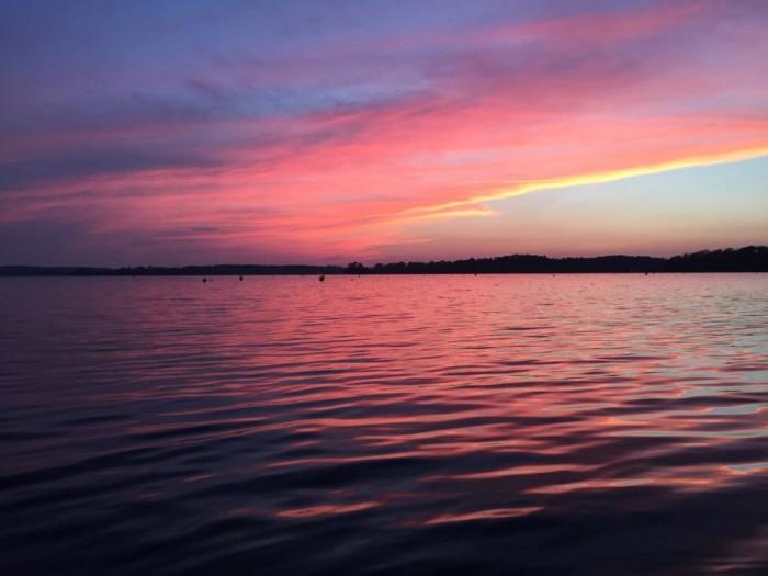 10) Vernon Lake