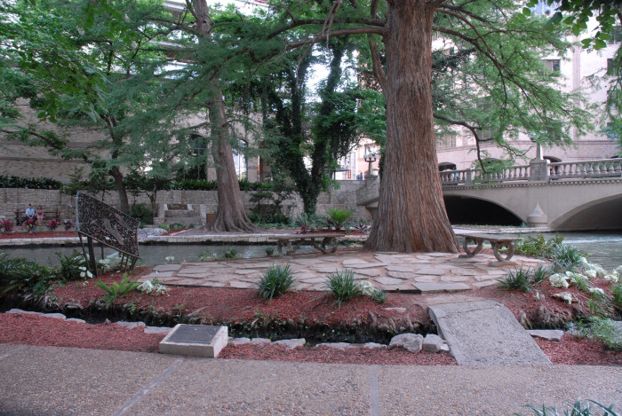 12) Marriage Island, Riverwalk (San Antonio)