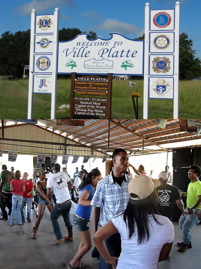 5) Ville Platte, LA