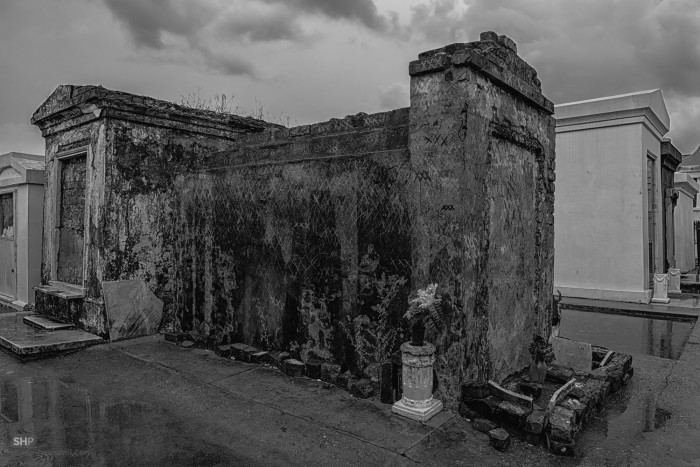 3) Tomb of Marie Laveau, VooDoo Queen of New Orleans