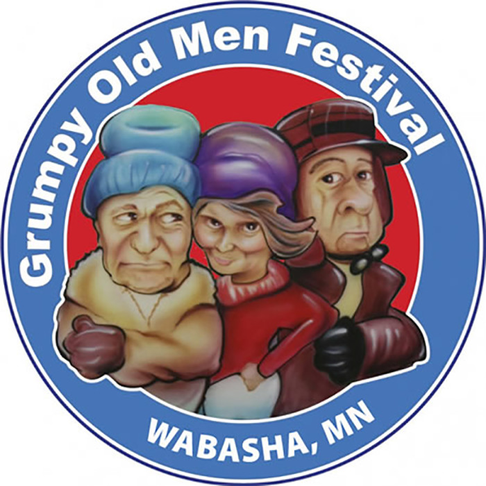 11. Grumpy Old Men Festival - In honor of the movie head to the Grumpy Old Men Festival in Wabasha next February.