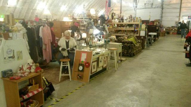 Warren County Flea Market