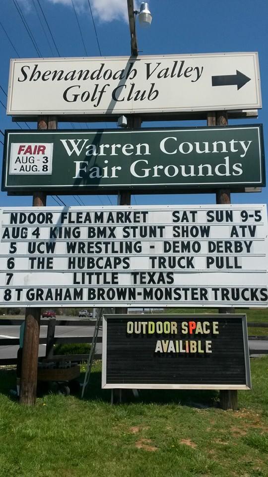 4. Warren County Fairgrounds Antiques & Collectibles Flea Market, Front Royal